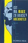 Ist Mr. Marx zu Hause Anekdoten von Margarete Drachenberg für 9,99€