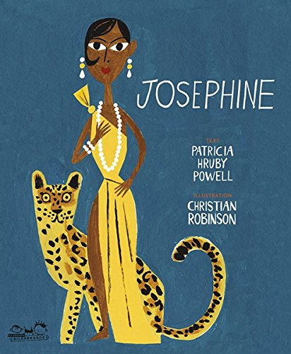 Josephine - das schillernde Leben von Josephine Baker ab 8 Jahren von Patricia Hruby-Powell & Christian Robinson für 19,95€