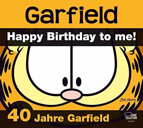 Garfield - 40 Jahre Lachen & Lasagne von Jim Davis für 25,00€