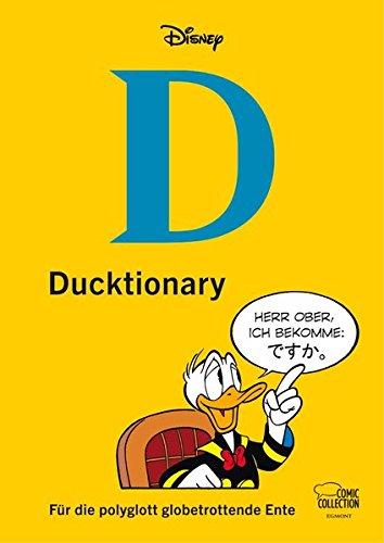 Ducktionary. Für die polyglott globetrottende Ente von Walt Disney für 20,00€