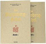 Die Gutenberg-Bibel von 1454 von Stephan Füssel für 100,00€