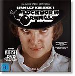 Kubricks Uhrwerk Orange. Buch & DVD von Alison Castle Hg. für 30,00€
