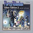 Perry Rhodan. Silber Edition 2. Das Mutanten-Korps. 12 CDs von Diverse für 14,99€