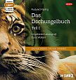 Das Dschungelbuch. Teil 1 von Rudyard Kipling für 10,00€