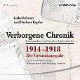 Verborgene Chronik 1914-1918. Die Gesamtausgabe. von Lisbeth Exner für 49,99€