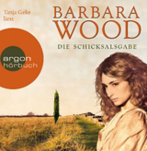 Die Schicksalsgabe von Barbara Wood für 7,95€