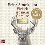Fleisch ist mein Gemüse von Heinz Strunk für 12,95€