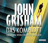 Das Komplott von John Grisham für 6,95€