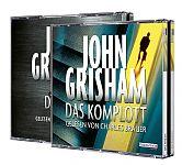 John-Grisham-Hörbuchpaket von John Grisham für 9,95€