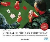 Vier Fälle für das Triumvirat von Gisbert Haefs für 4,99€