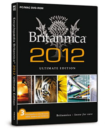 Encyclopaedia Britannica 2012 Ultimate Edition für 14,95 €