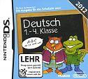 Deutsch 1. - 4. Klasse 2012 für Nintendo DS für 9,95€