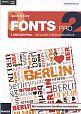 Fonts Pro 2. Die große Schriftenbibliothek für 4,95€