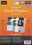 Serif Page Plus X4. Professionelle Druck-Projekte leicht gemacht für 6,95€