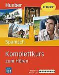 Komplettkurs Spanisch zum Hören von Hildegard Rudolph für 10,00€