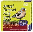 Amsel, Drossel, Fink und Star. DVD plus Broschur von Hans-Heiner Bergmann für 9,95€