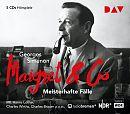 Maigret & Co - Meisterhafte Fälle von Georges Simenon für 19,99€