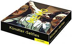 Künstler-Selfies. Memo. Gedächtnisspiel mit 36 Selbstporträts berühmter Künstler für 14,90€