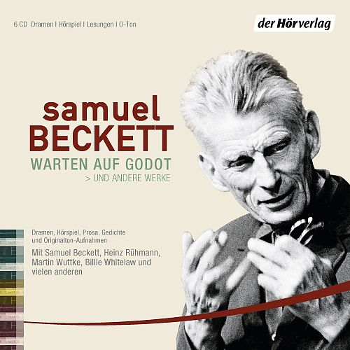 Warten auf Godot und andere Werke von Samuel Beckett für 12,95€