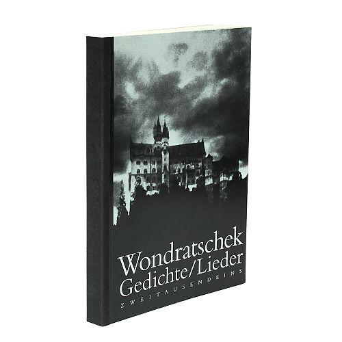 GedichteLieder von Wolf Wondratschek für 9,90€