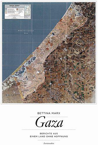 Gaza von Bettina Marx für 9,95€