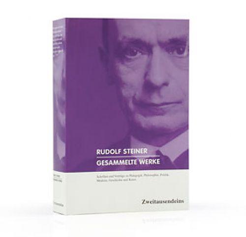 Gesammelte Werke von Rudolf Steiner für 9,99€