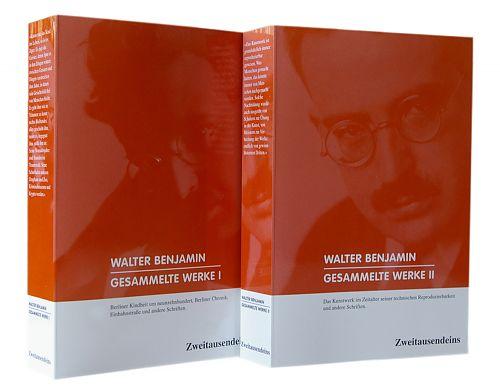 Gesammelte Werke von Walter Benjamin für 19,99€