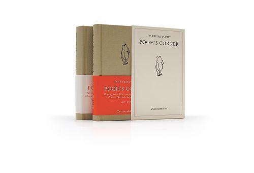 Poohs Corner 1989 - 2013. 2 Bände im Schuber von Harry Rowohlt für 39,90€