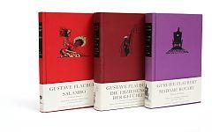 Die großen Flaubert-Romane-Paket, 3 Bde. von Gustave Flaubert für 19,90€