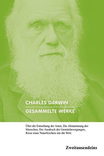 Gesammelte Werke von Charles Darwin für 9,90€