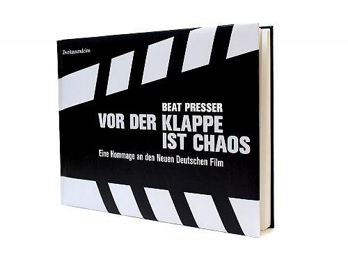 Vor der Klappe ist Chaos - Hommage an den Neuen Deutschen Film von Beat Presser für 49,90€
