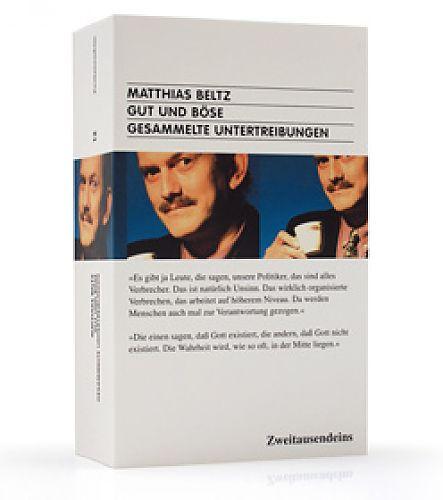 Gut und Böse von Matthias Beltz für 14,90€