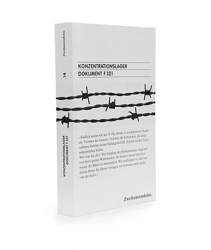 Dokument F 321. Konzentrationslager für 7,90€