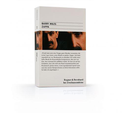 Frank Zappa von Barry Miles für 12,90€