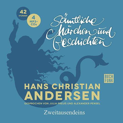 Sämtliche Märchen und Geschichten. von H.C. Andersen für 29,90€