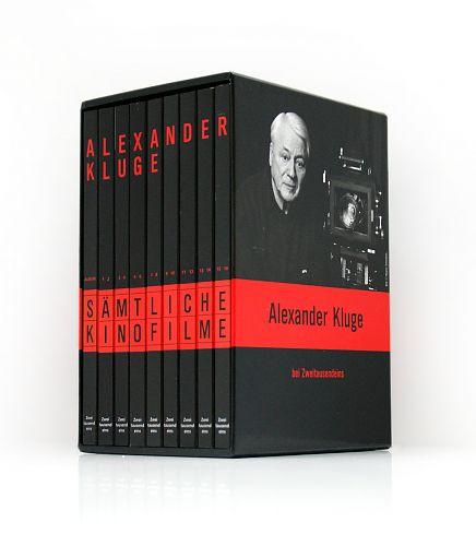 Sämtliche Kinofilme von Alexander Kluge für 99,00€