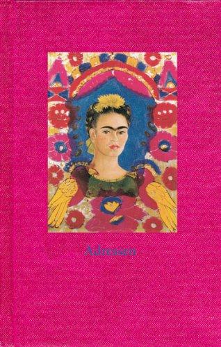 Frida Kahlo Adressbuch für 2,95€
