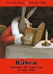 Der Raben-Kalender 2020 für 17,95€