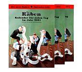 Der Raben-Kalender 2021, 3er Paket für 44,95€