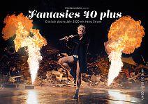 Fantasies 40 plus. Erotisch durchs Jahr 2020 - Der Kalender von Heinz Strunk für 19,90€