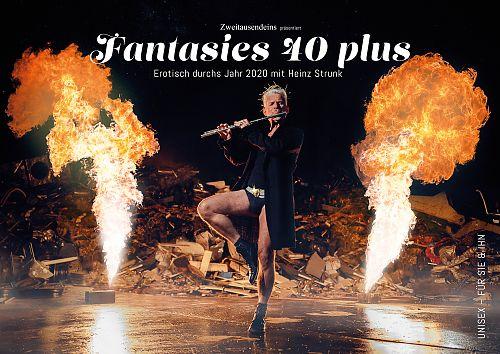 Fantasies 40 plus. Erotisch durchs Jahr 2020 mit Heinz Strunk von Heinz Strunk für 19,90€