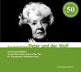 Frau Susemihl liest Peter & der Wolf für 7,99€