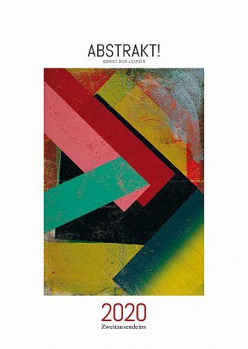 ABSTRAKT Der Kunstkalender 2020 für 19,90€