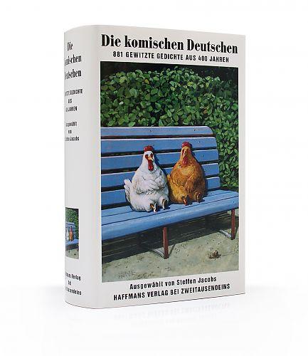 Die komischen Deutschen von Steffen Jacobs Hg. für 19,90€