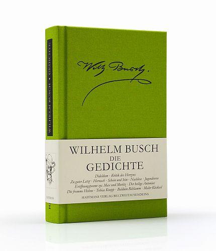 Die Gedichte von Wilhelm Busch für 9,90€