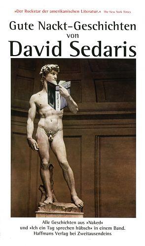 Gute Nackt-Geschichten von David Sedaris für 14,95€