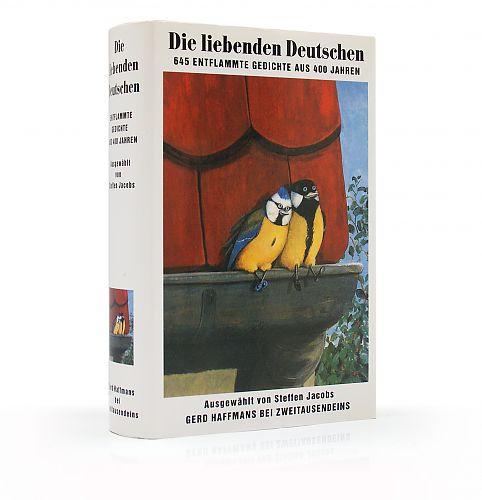 Die liebenden Deutschen von Steffen Jacobs Hg. für 19,90€
