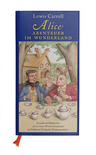 Alices Abenteuer im Wunderland von Lewis Carroll für 9,90€