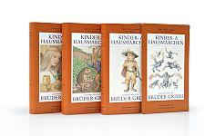Kinder- und Hausmärchen. Die Ganz Große Ausgabe in 3 Bänden von Jacob und Wilhelm Grimm für 24,90€