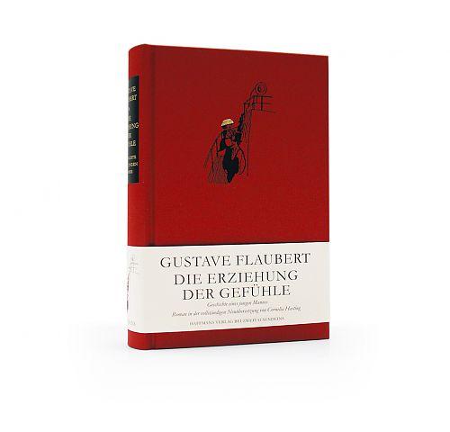 Die Erziehung der Gefühle von Gustave Flaubert für 14,95€